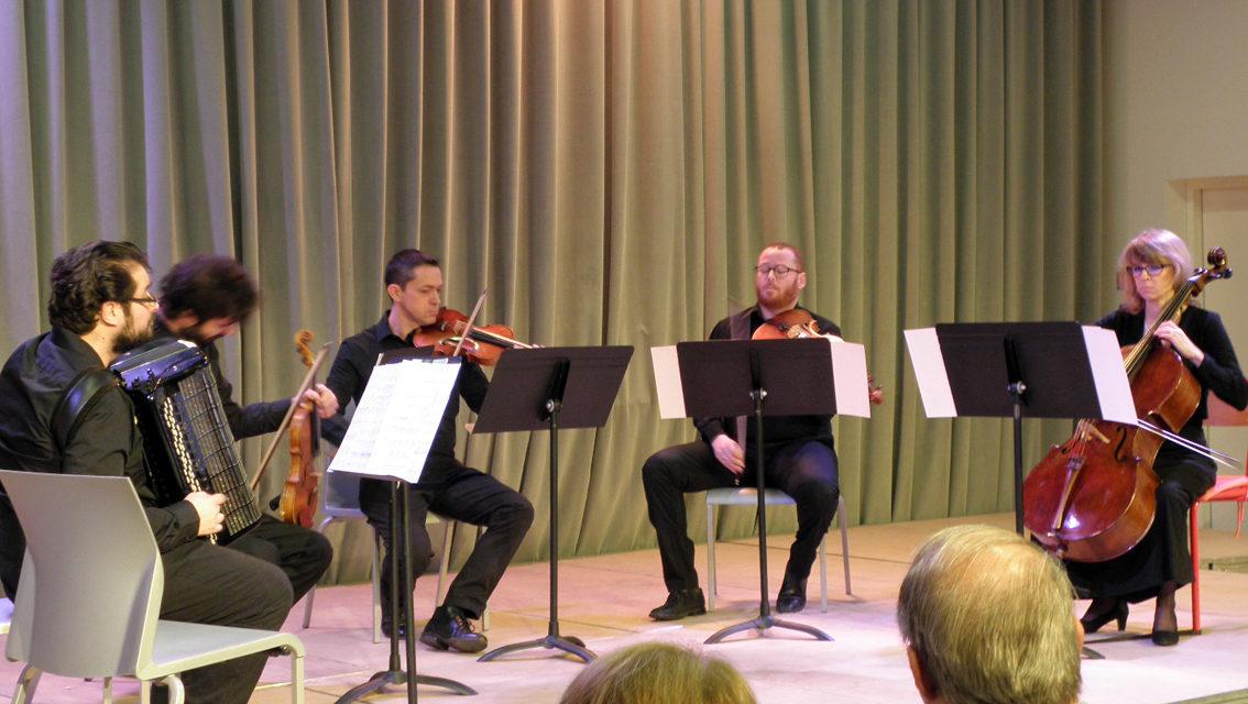 Mysterio Quintet : À la croisée des chemins musicaux