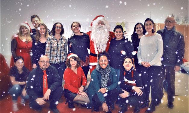 Beauvoisin : Marché de Noël de l'APE Maternelle