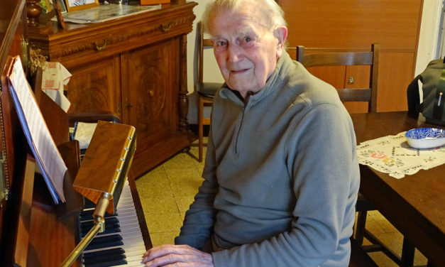 André Guigon, la passion du chant