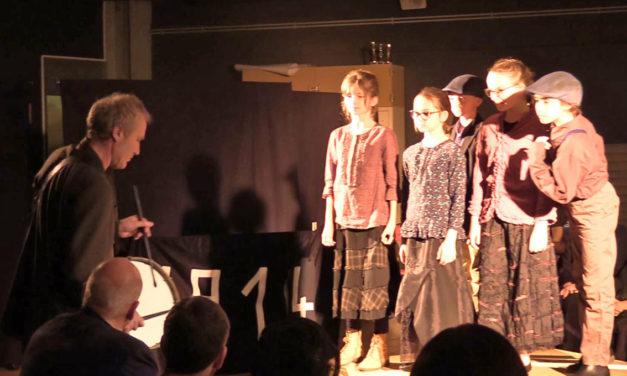 Armistice : un spectacle convaincant de la Compagnie Artemia Salina
