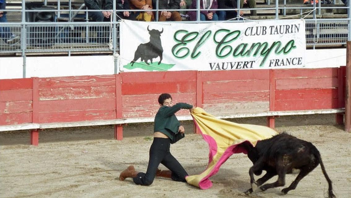 La traditionnelle capea automnale d'El Campo