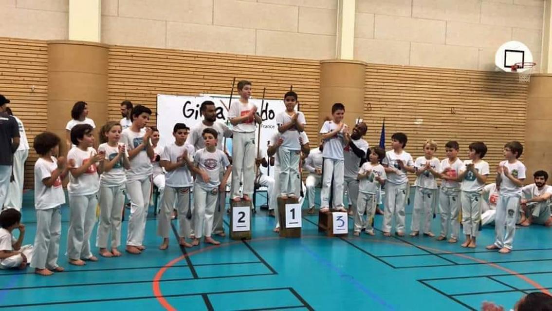 Capoeira : le groupe Pelourinho da Bahia se distingue à Nîmes