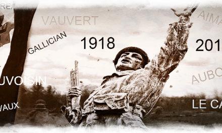 Centenaire de l'Armistice en Petite Camargue
