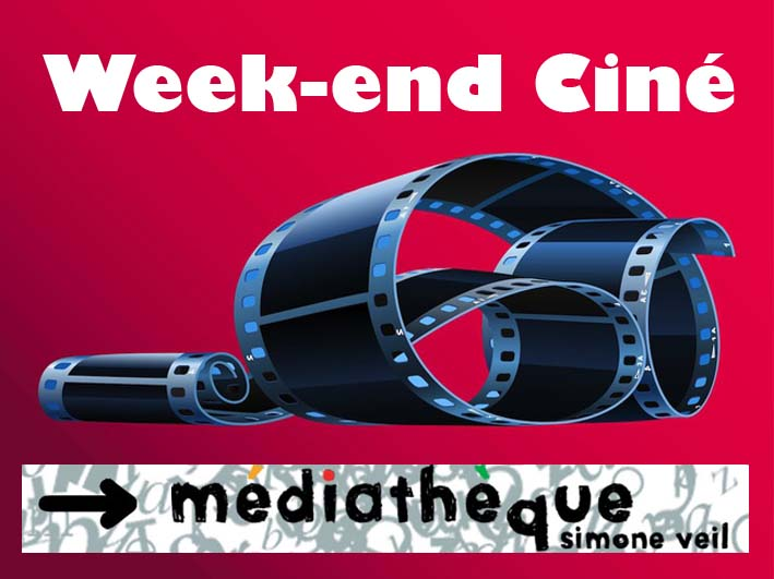 Weekend Cinéma @ Médiathèque Simone Veil