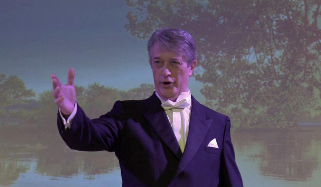 Le baryton Olivier Heyte et le pianiste Conrad Wilkinson ont régalé les mélomanes