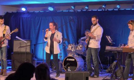 Belle ambiance à Aimargues pour le concert rock