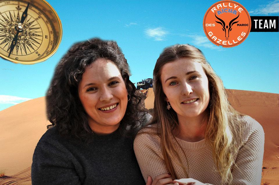 Rallye des Gazelles : Deux amazones au service de la Camargue