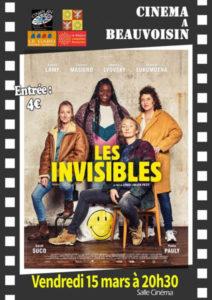 Cinéma à Beauvoisin : Les invisibles @ Cinéma