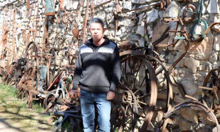 Hervé Almuneau redonne une âme aux outils d'antan