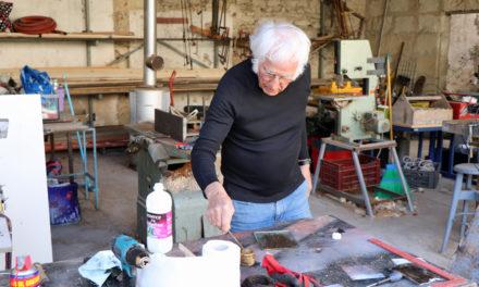 Vauvert : les constructions chimériques de Sylvain Brino