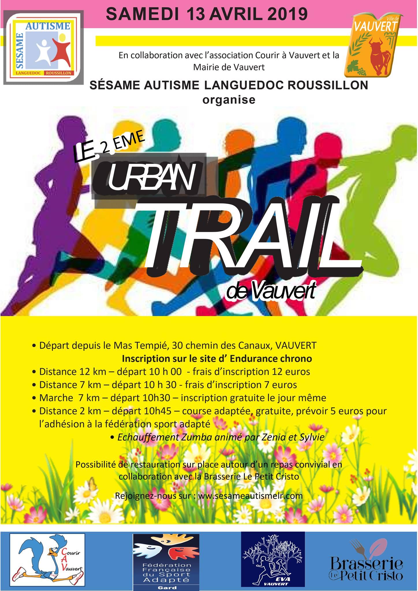 Urban Trail @ Mas Tempié