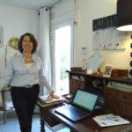 Corinne Tournassat offre un service d'écriture publique à tous en Petite Camargue