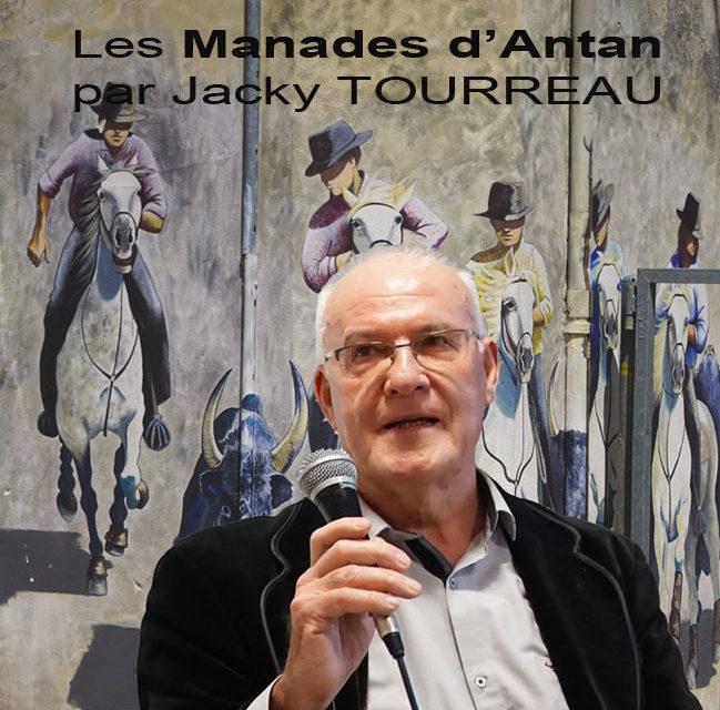 """Beauvoisin : Présentation du livre """"Les Manades d'Antan"""" par Jacky Tourreau"""
