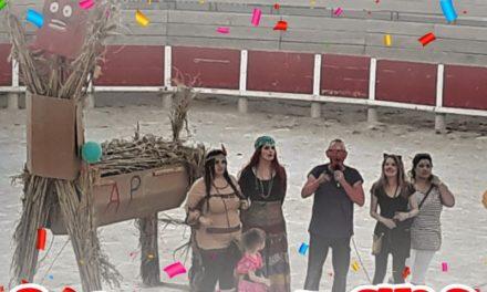 Beauvoisin : Le Carnaval de l'Ecole Maternelle