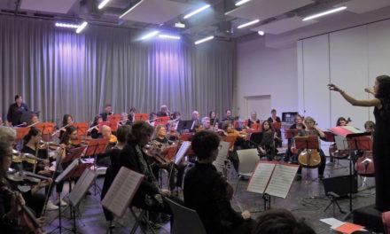 L'orchestre symphonique de Petite Camargue a séduit le public