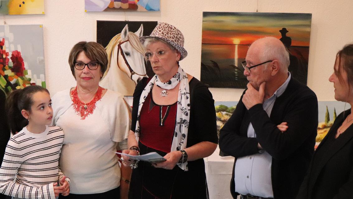Bernadette Jahan et Renata Pozza exposent au port de Gallician