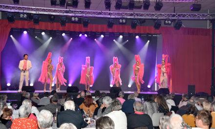 Une super soirée de gala pour le 30ème Anniversaire du Club taurin El Campo