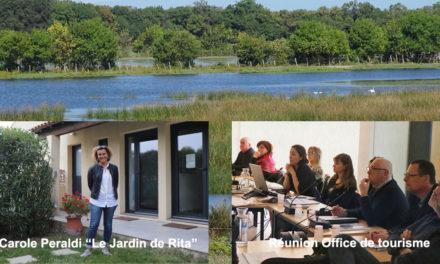 Office Cœur de Petite Camargue : Améliorer l'offre touristique en matière d'hébergement et de restauration
