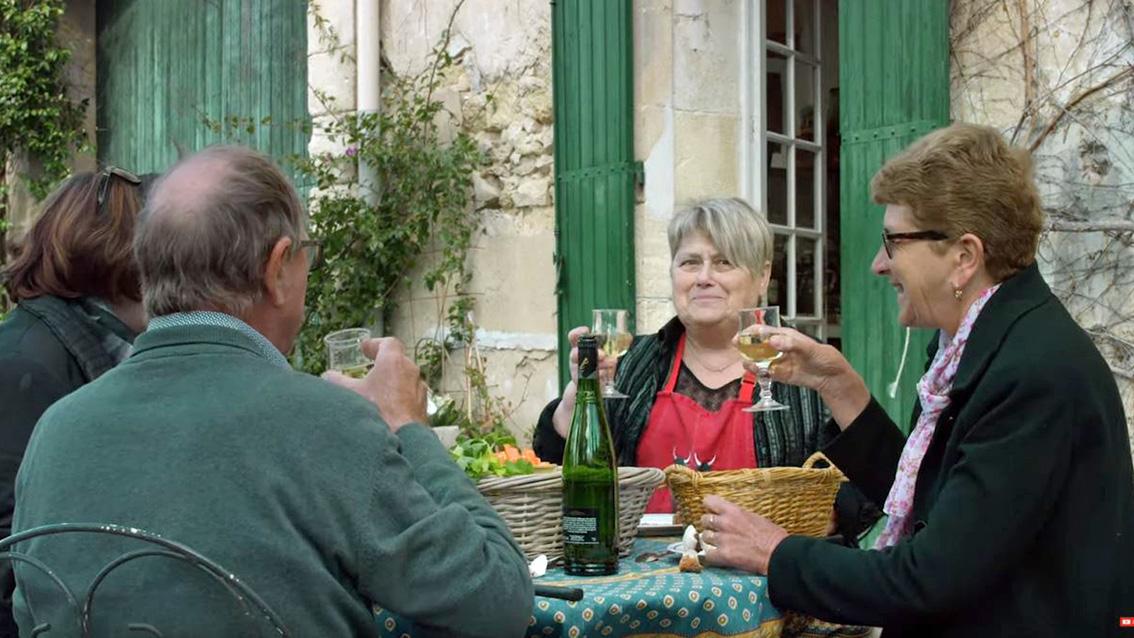 Viure al Pais France 3 présente  « l'Anchoiada »  de France