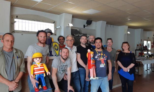 Exposition de Playmobil à Aimargues