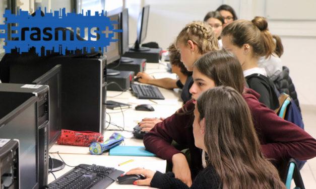 Projet Erasmus au collège de Vauvert pour le maintien de la biodiversité