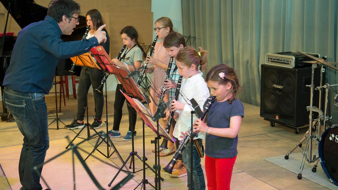 L'École de musique de Petite Camargue enregistre les inscriptions des nouveaux élèves