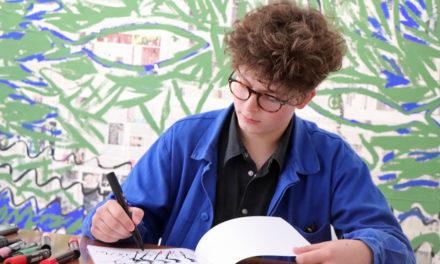 Jules Milhau, jeune artiste prodige camarguais