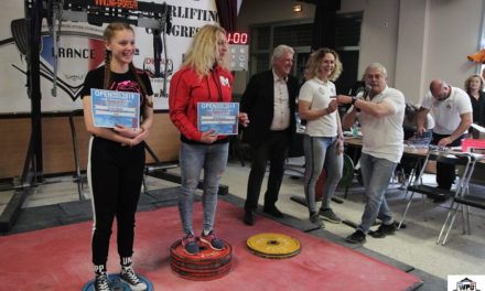 Championnat de Force Athlétique à Beauvoisin