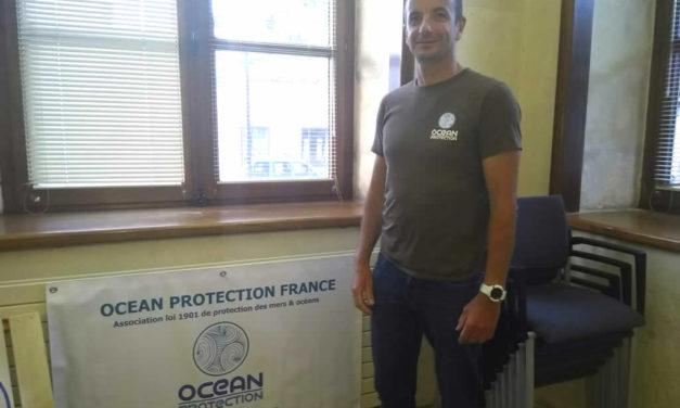 Vauvert : les jeudis de l'environnement ont reçu Océan protection France