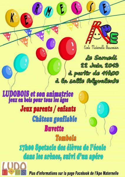 Kermesse APE Maternelle