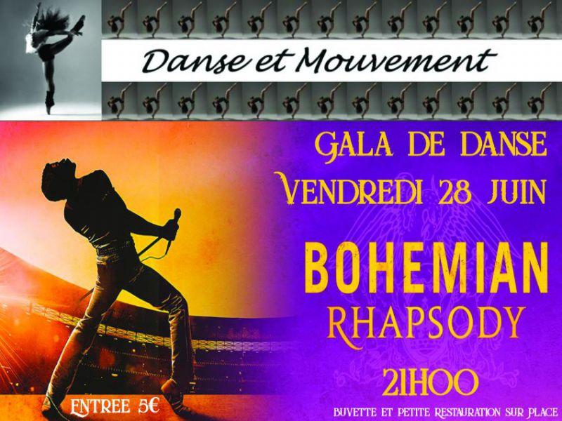 Gala Danse et Mouvement @ Arènes de Beauvoisin