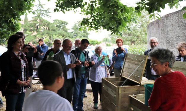 Le compostage partagé, solution citoyenne pour réduire le poids des déchets ménagers