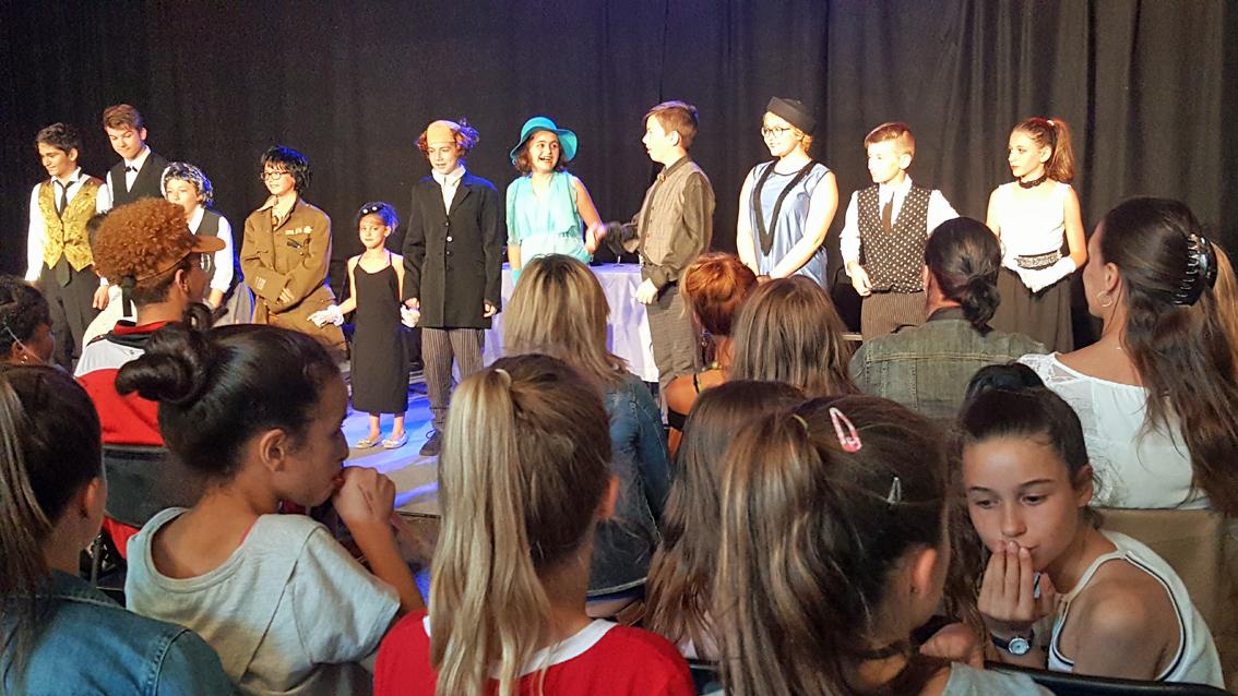 Plein succès pour le Festival jeunesse théâtre de Vauvert