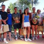 Belle réussite de l'Open 2019 du Tennis Club de Vauvert