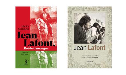 Deux livres pour honorer la mémoire de Jean Lafont