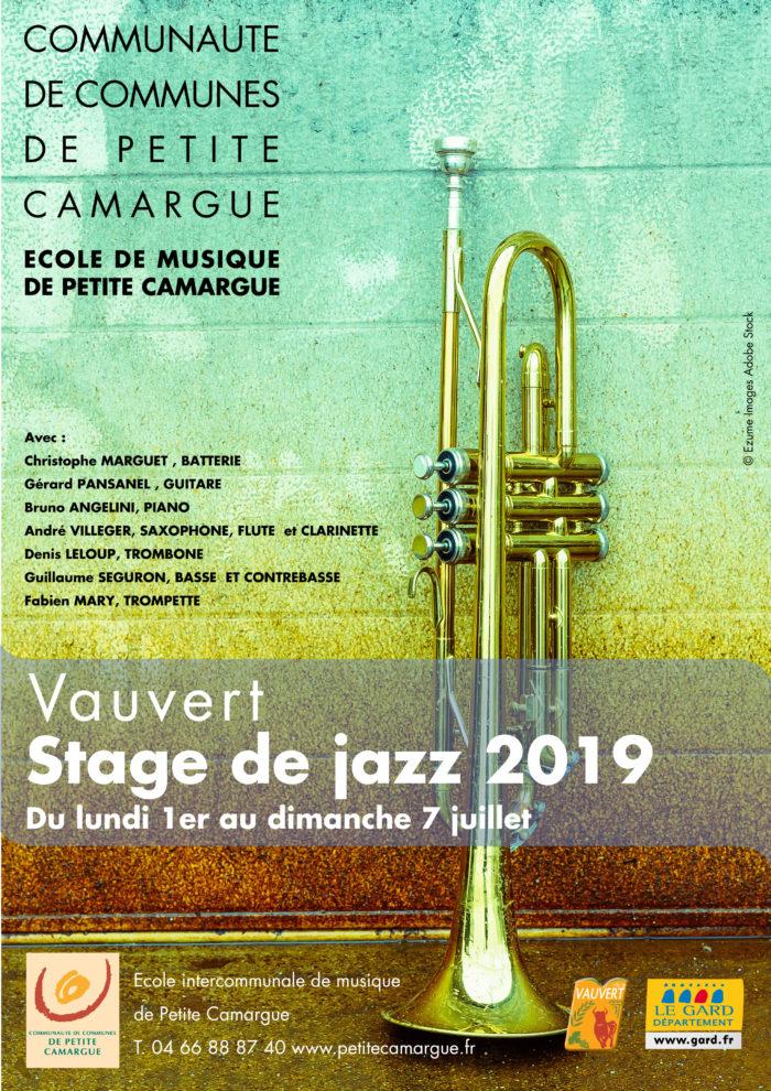 Stage de Jazz
