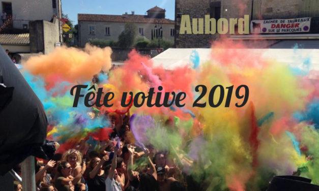 C'est la fête à Aubord du 3 au 7 juillet !