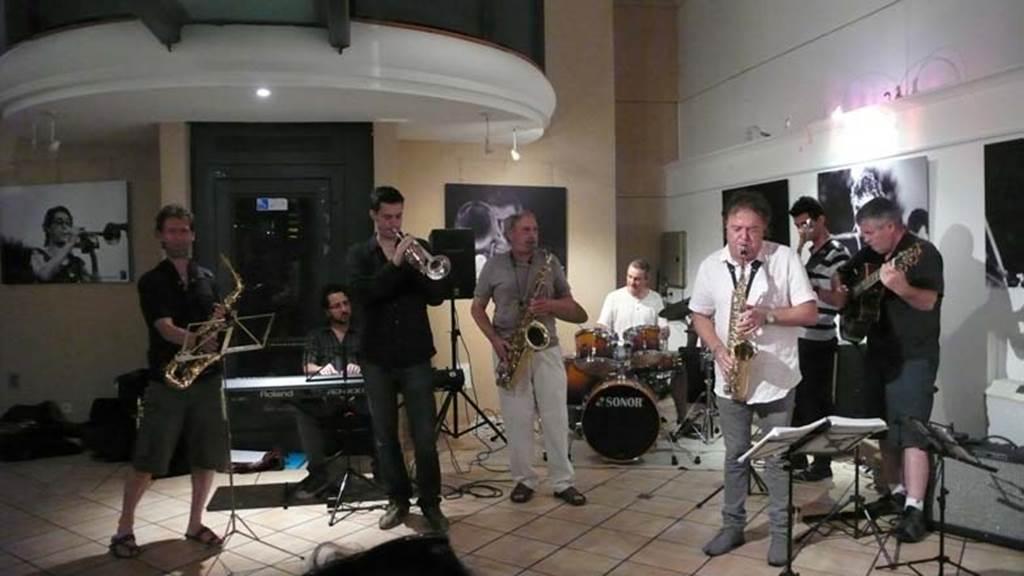 Jam Sessions @ Centre Culturel Robert Gourdon