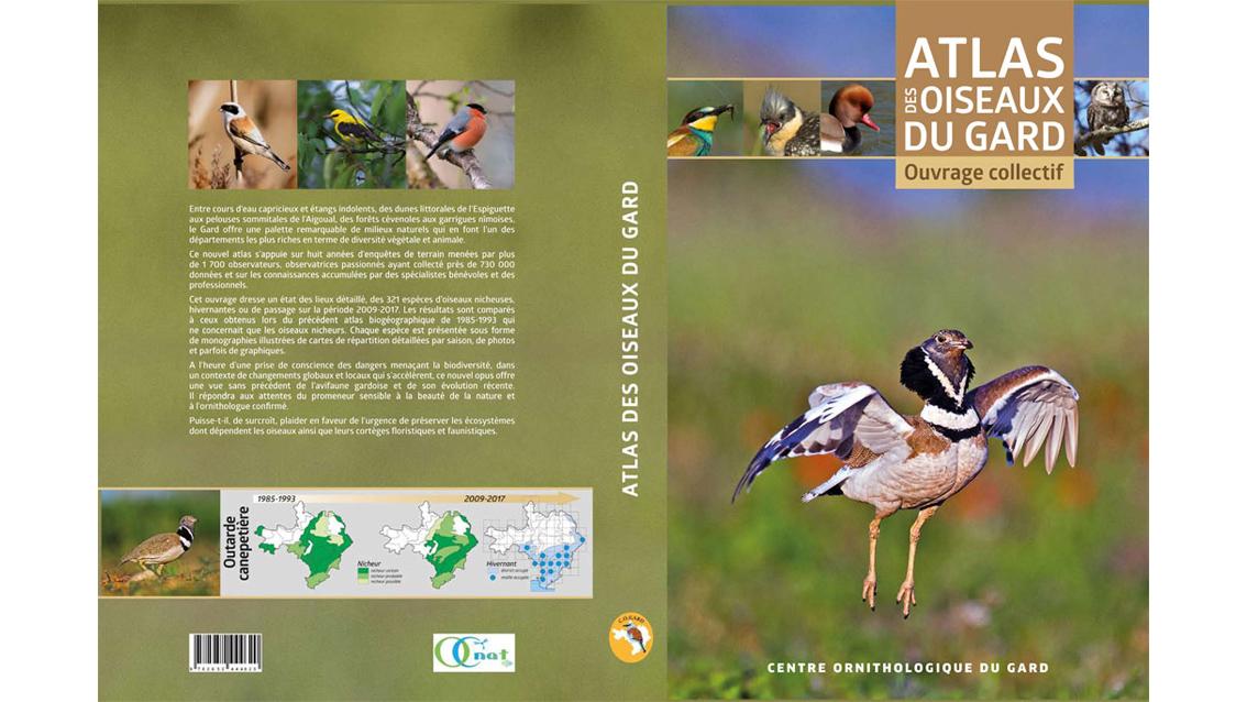 Un nouvel atlas pour les oiseaux du Gard