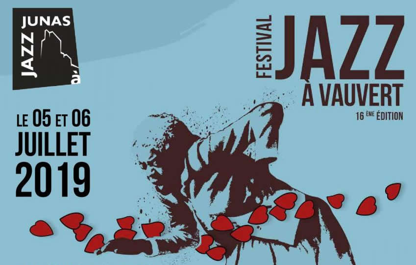 Jazz à Vauvert ce week-end