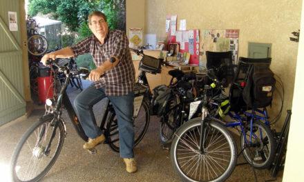 Le label Accueil Vélo décerné à l'Office de Tourisme Cœur de Petite Camargue