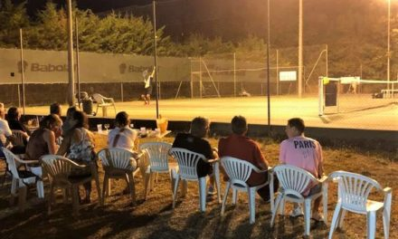 Beauvoisin : Finales du tournoi open tennis