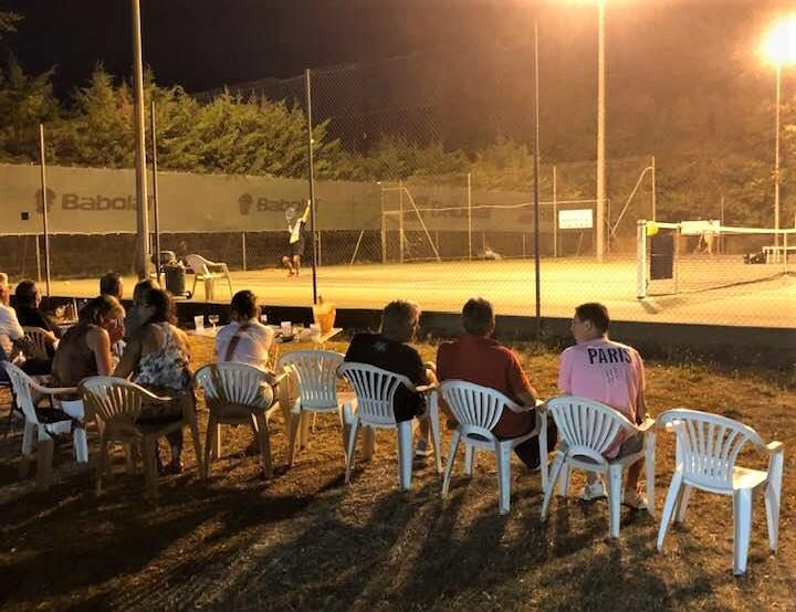 Beauvoisin : Finales du tournoi open tennis