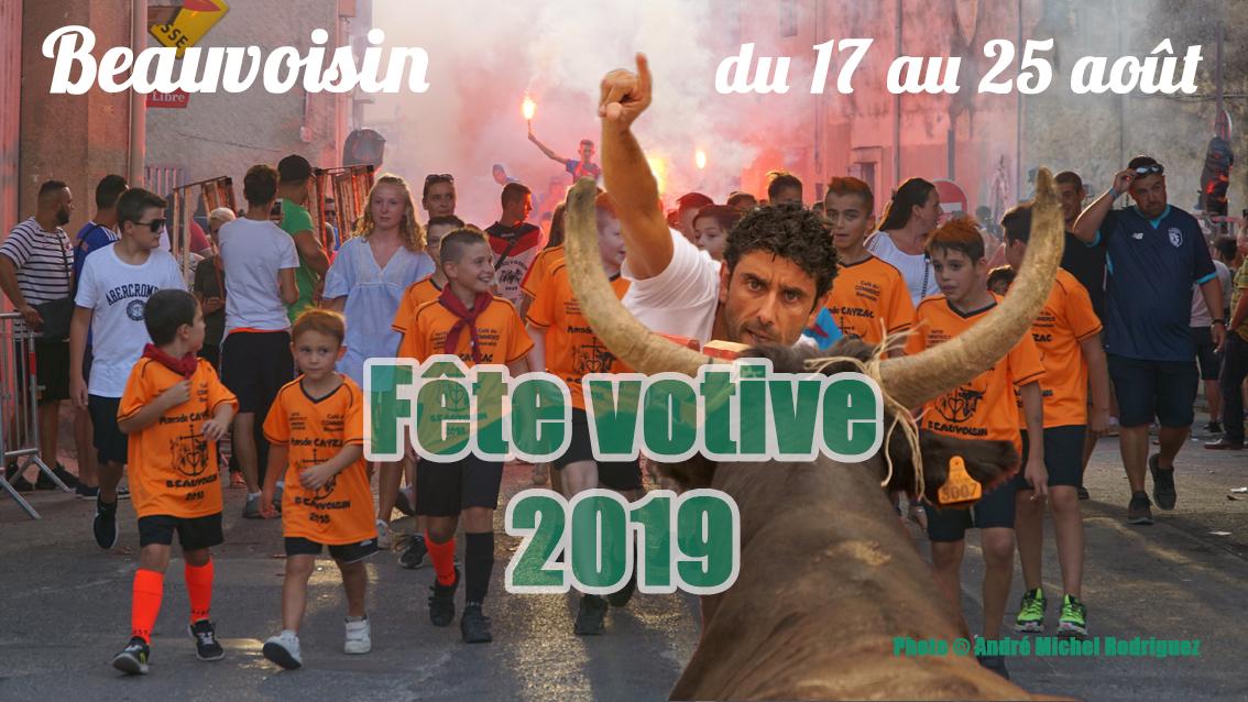C'est la fête à Beauvoisin du 17 au 25 août