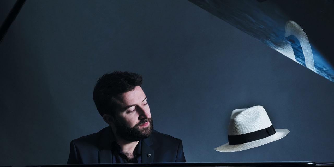 Le nouvel album de Laurent Coulondre est sorti !