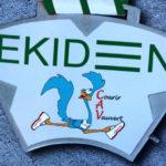 Une toute nouvelle médaille pour le bip bip Ekiden
