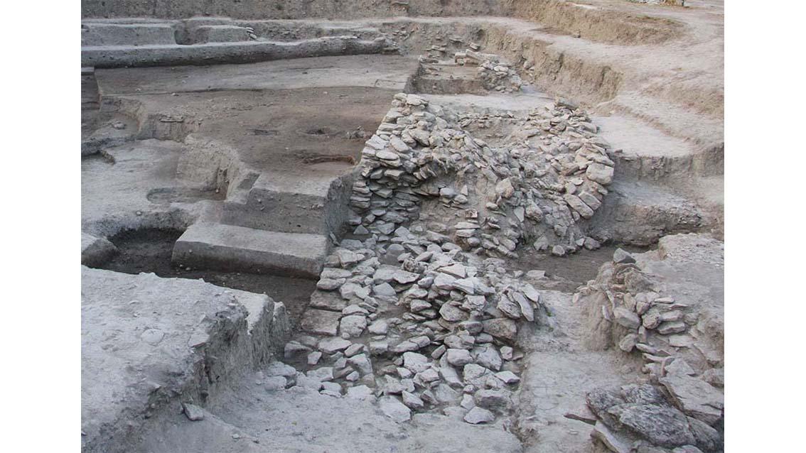 Le Cailar, un comptoir fortifié de l'âge du fer