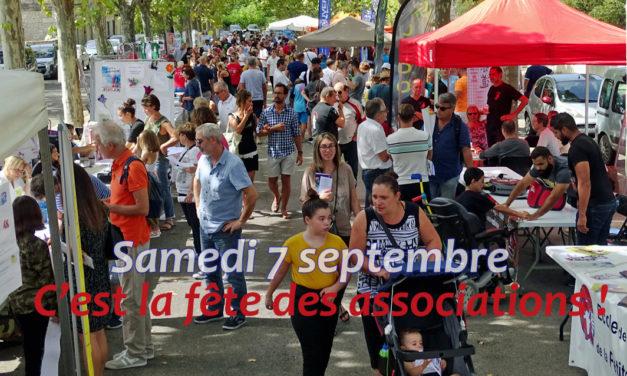 Vauvert : Fête des associations 2019