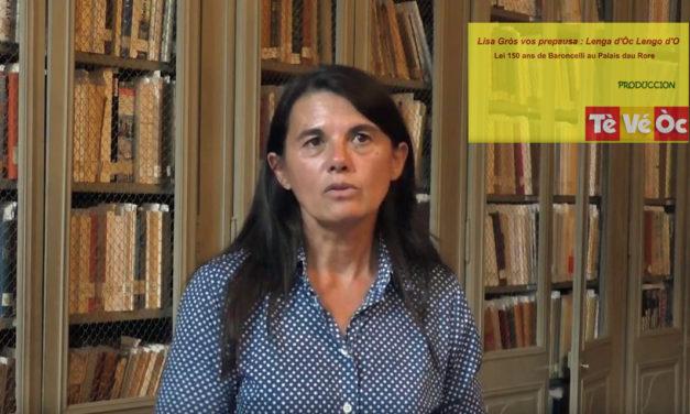Tè Vé  Òc : Lei 150 ans de Baroncelli au Palais dau Rore