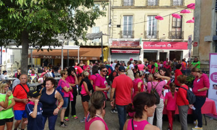 Octobre Rose : Vauvert se mobilise